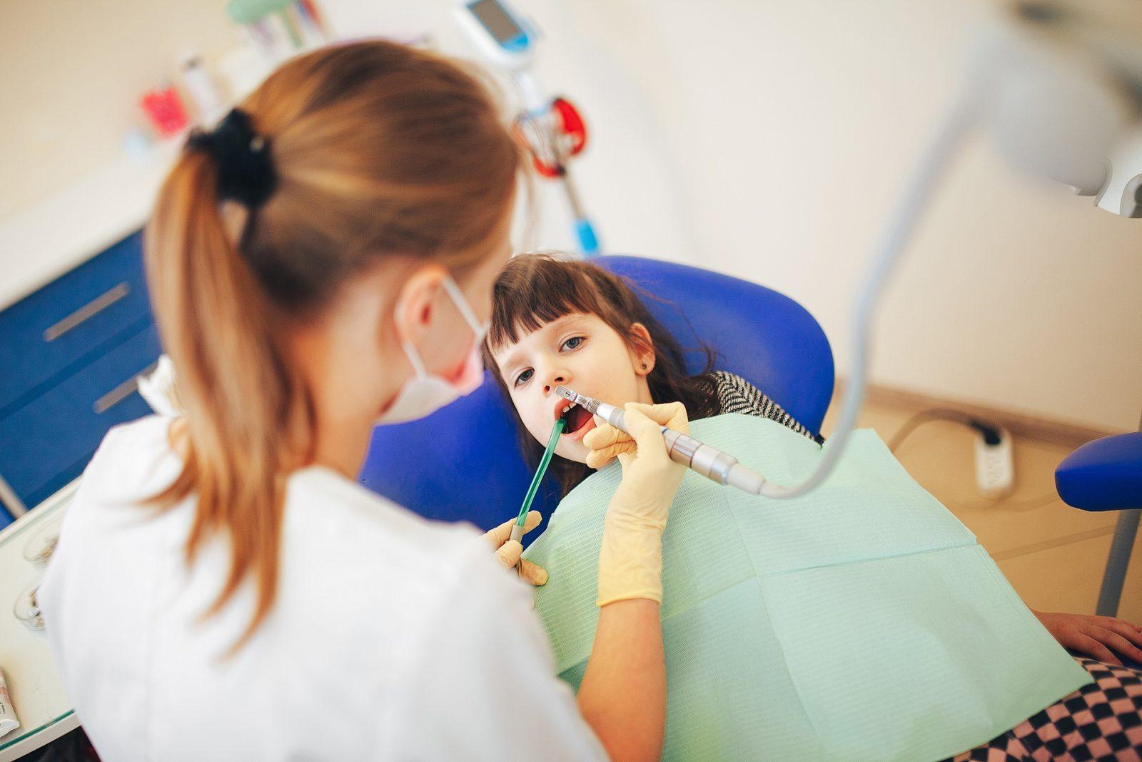 Стоматологія для дітей